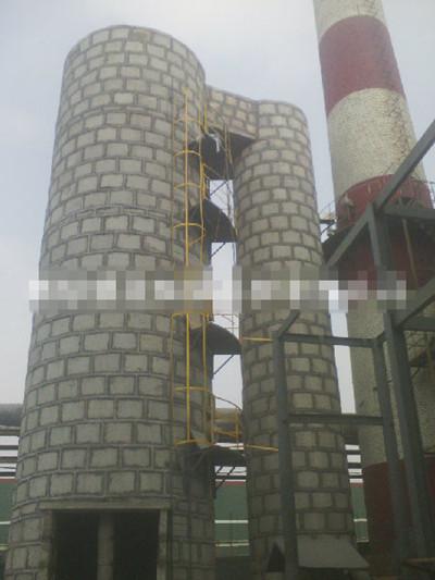 电厂脱硫锅炉除尘器